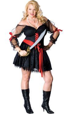 Women's Siren Pirate Costume