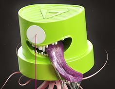 "Check out new work on my @Behance portfolio: ""CrazyCap"" http://be.net/gallery/52480213/CrazyCap"