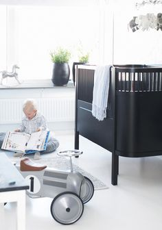 #kids #room Black Sebra