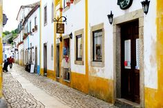 Trip to Portugal - Obidos