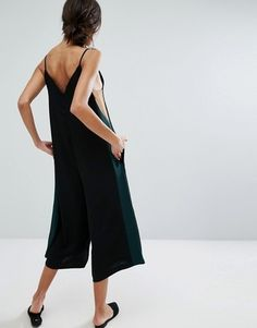 181eb4a26ad2 Style Mafia Side Split Slouchy Jumpsuit - ShopStyle Pants