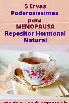 Menopause, Natural Remedies, Tea Cups, Health Fitness, Tableware, Anxiety Treatment, Raw Recipes, Delicious Recipes, Big Muscle Training