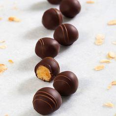Ganache, Make It Yourself, Fruit, Food, Preparado, 35, Chocolates, Portal, Business
