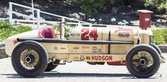 1920 Hudson Super Six Racing Car