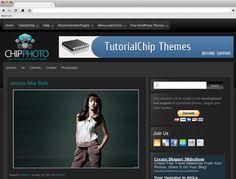 Wordpress free theme