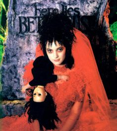 beetlejuice-lydia deets  This is one of my daughter's favorite movies.