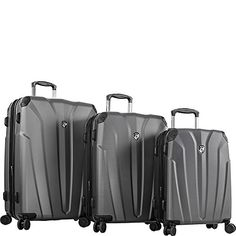 Luggage Sets Collections | Heys Rapide 3 Piece Set Pewter * Want to know more, click on the image. Note:It is Affiliate Link to Amazon. #5likes