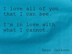 What I Cannot ~ from the Love in Blue series ~ LifeintheNow.com