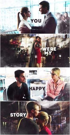 #Olicity #Arrow