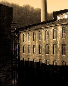 "Old Crow Distillery, Kentucky 11""x14"". $50.00, via Etsy."