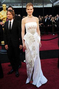 Nicole Kidman in Christian Dior (Academy Awards)