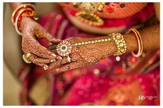 Here is a list of moments that we feel should not be missing from any Indian bride's wedding album. Yes, here are 10 shots that every Indian bride must have in her wedding album. So, keep this in mind before you set to pose for the camera. Bridal Mehndi, Indian Bridal, Mehendi, Magenta, Bridal Jewellery Online, Bridal Jewelry Vintage, Antique Jewelry, Beautiful Mehndi Design, Wedding Function