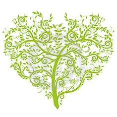 Thinking this would make a great tattoo!  Would love to work in my girls' initials or names in the branches.
