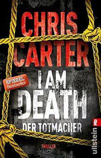 """Zwiebelchens Plauderecke: Rezension """"I Am Death - Der Totmacher"""" von Chris C..."""