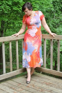 30 Days of Sundresses! – Mesh Sundress! Sewing tutorial to make a lined mesh sundress.