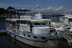 I have great memories of catching Tigerfish and exploring Lake Kariba in this vessel.