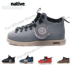 Online Shop Native New 2014 Men Winter Shoes Waterproof Leather Snow Fur  Ankle Boots Martin Botas Bota Masculina Plus Size 1fcd150ee