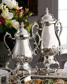 Tea service in style!