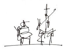 Exposición ::El Quijote de Antonio Saura ::Instituto Cervantes de Nueva York