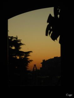This is my sunset.   ©sgc