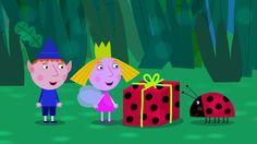 El pequeño reino de Ben y Holly - animados para en español - Bens birthd...