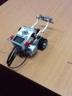 Robotics with the EV3