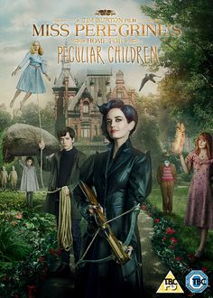 Miss Peregrine's Home for Peculiar Children DVD 2016: Amazon.co.uk: Eva Green, Tim Burton: DVD & Blu-ray