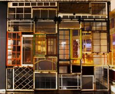 Image result for walls made of windows