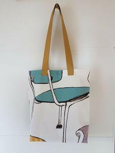 Tote bag by Justyna Byrne #JustynaByrne #Tote