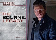 The Bourne Legacy Action Adventure Movie PG 13 | American Action Spy Adventure Film - Eponymous Bourne Ultimatum film - Television Series