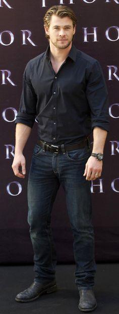 Chris Hemsworth Thor Body | Tattoo Makeup Chris Hemsworth Thor Body 10
