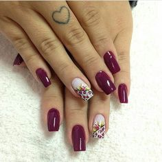 Mani Pedi, Manicure And Pedicure, Winter Nails, Spring Nails, Nude Nails, Acrylic Nails, Avon Crystal, Nail Swag, Flower Nails