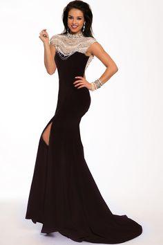 Jovani Style 21894 http://www.jovani.com/black-dresses