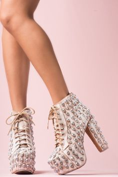 15524bed8fe2 JEFFREY CAMPBELL - LITA SKULL  There is no doubt that LITA is the Jeffrey  Campbell