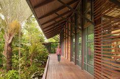 Galeria de Centro de Visitantes do Jardim Botânico de Naples / Lake Flato Architects - 2