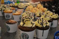 Starbucks Frappucinos. Cupcake Style. | Kim's Kitchen
