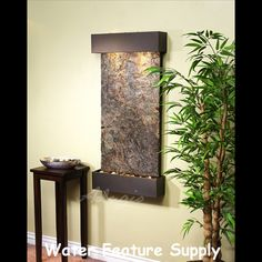 #Wall Waterfalls  I have already referred three of my clients to this company. I give them a solid two thumbs up with extra points for speed and style.