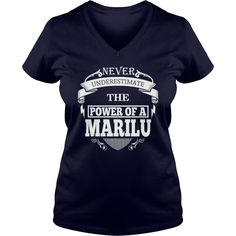 MARILU - Never underestimate the power of MARILU - MARILU name - MARILU Name Gifts - birthday gifts for MARILU - MARILU Shirts - MARILU T-shirt - Best Sellers #gift #ideas #Popular #Everything #Videos #Shop #Animals #pets #Architecture #Art #Cars #motorcycles #Celebrities #DIY #crafts #Design #Education #Entertainment #Food #drink #Gardening #Geek #Hair #beauty #Health #fitness #History #Holidays #events #Home decor #Humor #Illustrations #posters #Kids #parenting #Men #Outdoors #Photography…