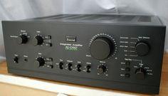 Sansui AU-D907 from 1978