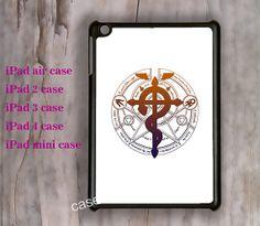 full metal alchemist mockingjay iPad Air by charmcover on Etsy, $19.99