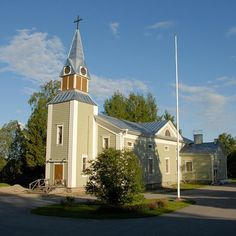 Juankosken vanha kirkko