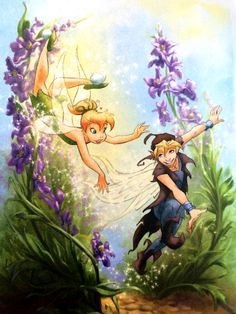 The Art Of Disney Fairies