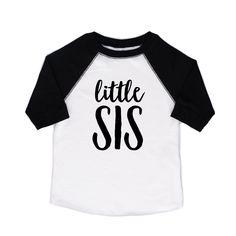 Sibling Shirts and Sets – Page 3 – Gigi and Max Gigi And Max, Little Sis, Sibling Shirts, Raglan Tee, Toddler Outfits, Siblings, American Apparel, Bro, T Shirts For Women