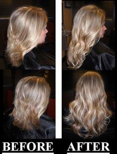 Illusions Hair Extensions 86
