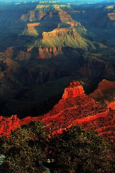 Yaki Point, Grand Canyon National Park, Arizona