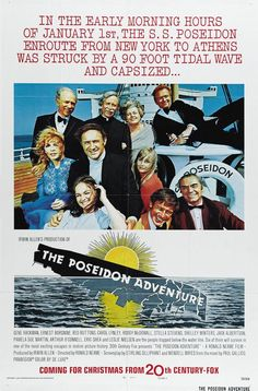 The Poseidon Adventure (1972) Gene Hackman, Ernest Borgnine, Shelley Winters