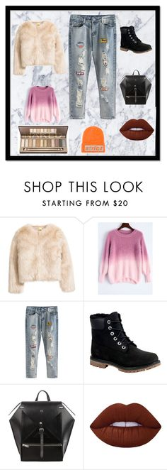 """""""Miss Impossible"""" by devyaly20 on Polyvore featuring мода, Timberland, Lime Crime и Alexander Wang"""