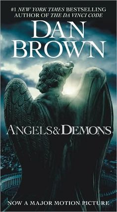 Angels and Demons - the best Dan Brown novel. If you've only read The DaVinci Code you are missing out.