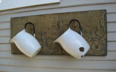 Coat Rack. Towel Rack. Kitchen Hooks.  Antique by DriveInService, $60.00