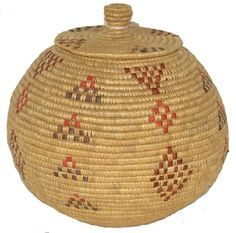 795: Eskimo Basket : Lot 795